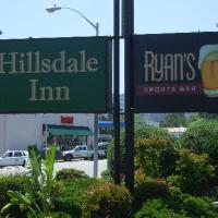 Hillsdale Inn, hotel sa San Mateo