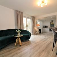 The Heron Glasgow - Luxury Apartment