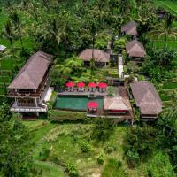Awan Biru Villas, hotel in Payangan