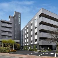 HOTEL ROUTE-INN Kamiyamada Onsen, hotel in Chikuma