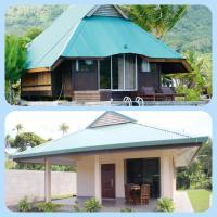 Bora-Bora Bungalow and Bora-Bora House N421 DTO-MT, hotel in Bora Bora