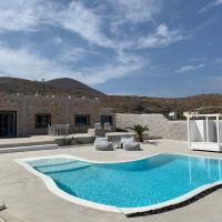 Villa Beltramo Santorini 2 bedroom private pool villa