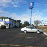Americas Best Value Inn - Lincoln Airport, hotel near Lincoln Airport - LNK, Lincoln