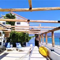 LIVING ON THE SEA SAMOS ISLAND