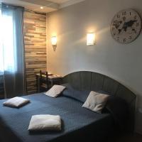 Hotel Bernieres, hotel v Caen