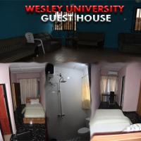 WESLEY UNIVERSITY GUEST HOUSE, hotel in Ondo