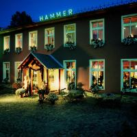 Hammers Landhotel, отель в городе Тельтов