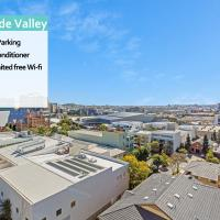 Amazing View! 2 Bed+FREE PARKNG Fortitude Valley