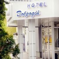 Hotel Dobrodiy, hotel in Vinnytsya