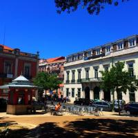 Huge 10 Bedroom Apartments in Príncipe Real. Heart of Lisbon.
