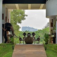 The Elephant Corridor Hotel, hotel in Sigiriya
