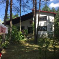Forest Villa, hotel in Susiec