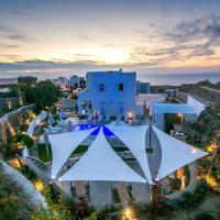 Apanomeria Boutique Residence, hotel in Oia