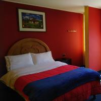 Hostal Amazonas, hôtel à Chivay