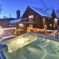 Chic Familiale, Relaxant avec spa en montagnes, hotel em Labelle