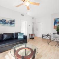 South Beach Two Bedroom Apartment