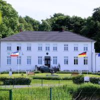 Ostsee-Gutshaus Am Salzhaff nähe Rerik