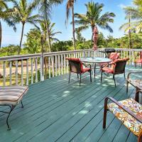 Breezy Kailua-Kona Bungalow with Lanai and Ocean View!, hotel near Kona International Airport - KOA, Kailua-Kona