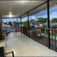 Cabinas Carolina, hotel en Puerto Jiménez
