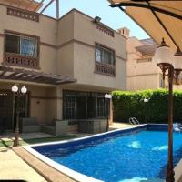 Private Luxury Spacious Villa with Brand New Swimming Pool at Secured Gated Compound near Mall of Egypt
