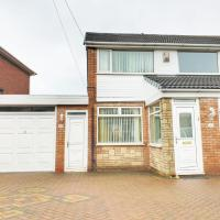 Stunning & Spacious - Perfect for Contractors 4 Bed 2 Bath Free wifi and Netflix
