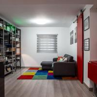 Comfortable 1 bed in Madrid w/ easy Airport access