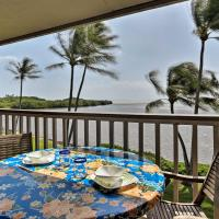Molokai Resort Condo with Oceanview on 20-Mile Beach, hotel near Molokai Airport - MKK, Ualapue
