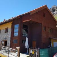 Alojamientos Casa San, hotel in Besande