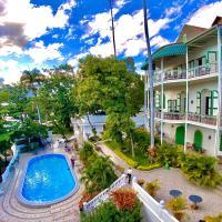 Manoir Adriana Hotel, hotel in Jacmel