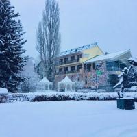 Hotel - Saya, hotel in Tsaghkadzor