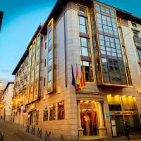 Hotel Sancho Abarca, hotel in Huesca