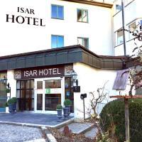 Isar Hotel, hotel in Freising