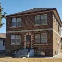 Comfortable, Private, 2 Bedroom Basement Apartment, hotel em Thunder Bay