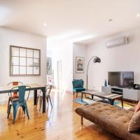 Nice spacious and bright apartment by GuestReady