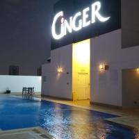 Ginger Luxury Apartments, hotel sa Juffair