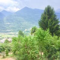 Montagna in Valtellina, hotel i Cà Paini
