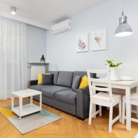 Mokotow Business Center Apartments by Renters, hotel near Warsaw Frederic Chopin Airport - WAW, Warsaw