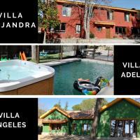 Complejo Casas Rurales MANSIONES Y VILLAS DELUXE