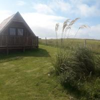 Swan View Lodge - North Uist, hotel in Lochmaddy