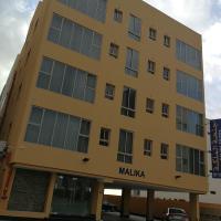 Malika Suites, hotel in Karbābād