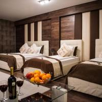 Acktion Deluxe, отель в Шумене