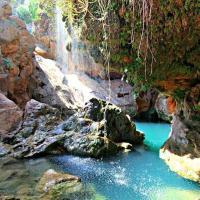 Gîte Pearl Waterfall RDOG