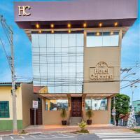 Colonial Hotel Itatiba, hotel in Itatiba
