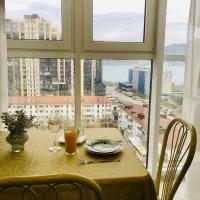 Апартаменты АВРОРА с панорамным видом на море и горы