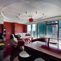 SkyRent24 Mars Apartment Moscow City 42 floor Апартаменты Москва Сити