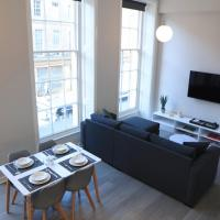 New Modern city centre apartment