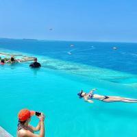 Kaani Palm Beach, hotel en Maafushi