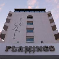 Flamingo Beach Hotel, отель в Ларнаке