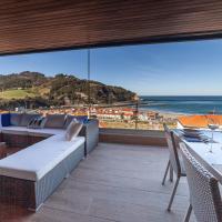 Playa Santiago - Deba, hotel in Deba