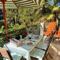 Ferienwohnung Nuages in der Villa-Fontaine-Vieille